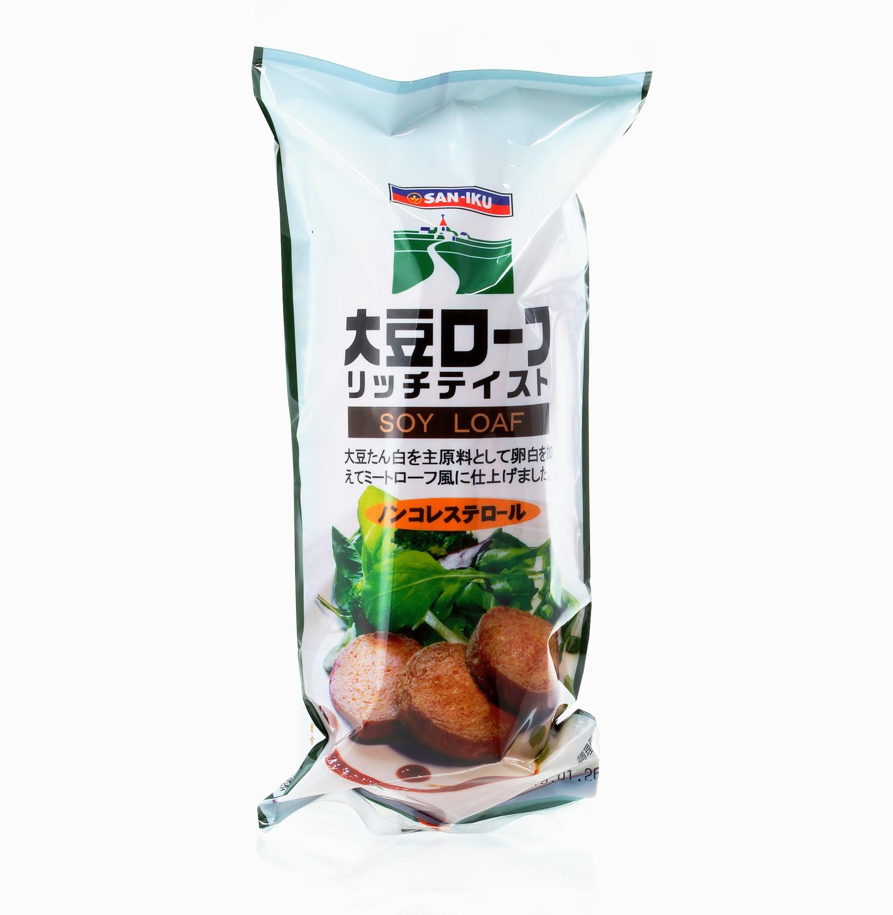 三育フーズ「大豆ローフ」