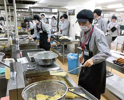 鮮魚・ホットデリカ・寿司のスキル競うコンテスト イオンリテール南関東カンパニ…