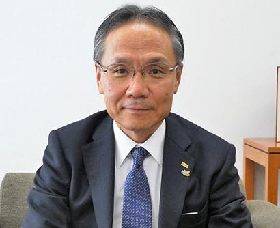 新春特集第1部:20年トップは語る成長戦略=カゴメ・山口聡社長