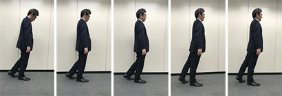 外見に技能 リスク管理の現場から(11)体の動きを意識する