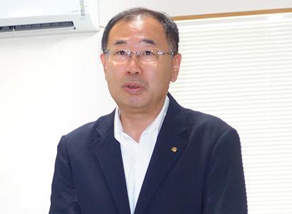 日本水産・前橋知之執行役員・養殖事業推進部担当 魚種拡大と生産基盤強化