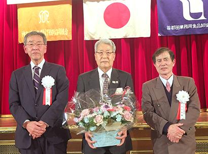 神奈川県・首都圏業務用卸2団体、合同賀詞交歓会を開催