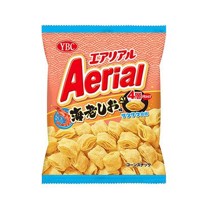 「エアリアル 海老しお味」発売(ヤマザキビスケット)