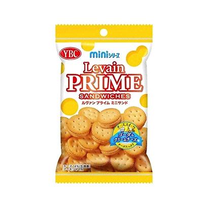 「ルヴァンプライムミニサンド ゴーダ&クリームチーズ味」発売(ヤマザキビスケ…