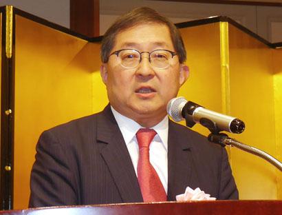 木村毅会長