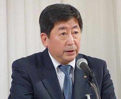 日本冷蔵倉庫協会・東京冷蔵倉庫協会、賀詞交歓会を開催 適切な在庫管理を