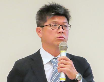 関東小売/北関東・新潟新春特集:マミーマート・岩崎裕文社長 既存店の客数増へ