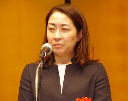 玉井優子経産省課長