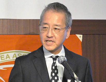 日本紅茶協会、新年会開催 好調追い風にさらなる活性化を