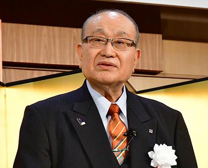 今野正義日本食糧新聞社会長CEO