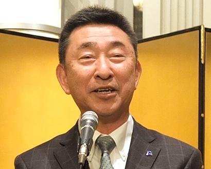 関西食品界新春の集い:日本外食品流通協会近畿支部 関西外食産業盛り上げ
