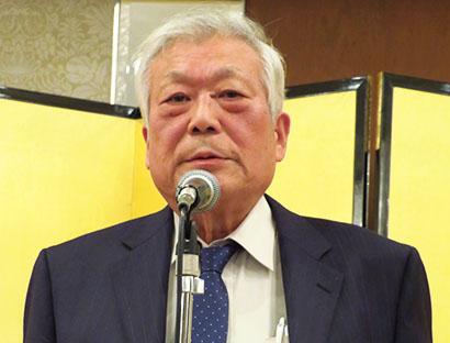 関西食品界新春の集い:京滋食品卸同業会 環境対応力で良い年に