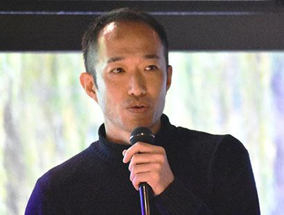 山名慶NOMON代表取締役CEO