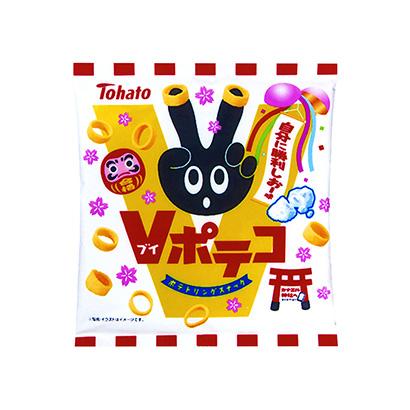 「Vポテコ 自分に勝利しおー味」発売(東ハト)