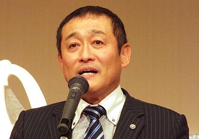 田中秀樹会長