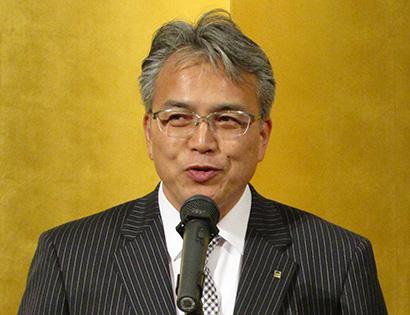 山崎美明支店長