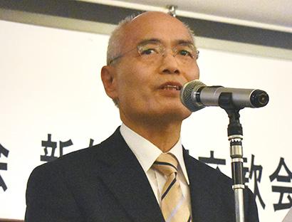 日本弁当サービス協会、賀詞交歓会を開催 新しい市場の拡大が課題