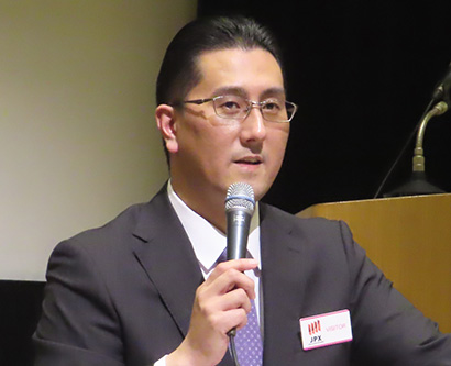 横山英昭社長