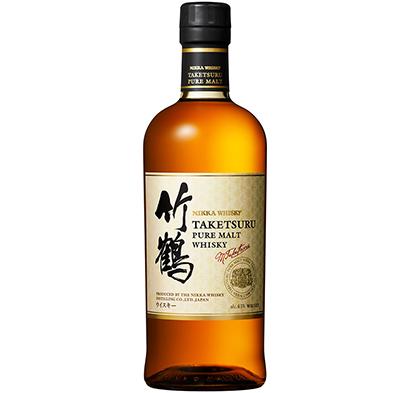 アサヒビール、「竹鶴ピュアモルト」刷新 原酒使用率増やす