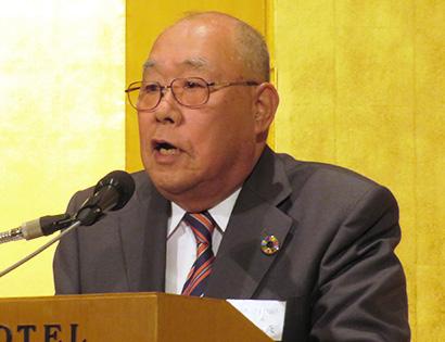 日本チェーンストア協会・小浜裕正会長 マイナポイントの公正な運用求める