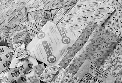 Hard&Soft新春特集:品質保持剤=三菱ガス化学「エージレス」