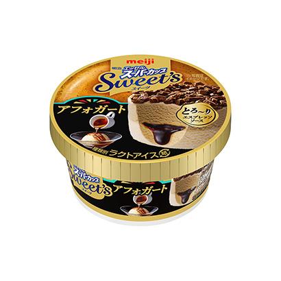 「明治 エッセルスーパーカップ Sweet's アフォガート」発売(明治)