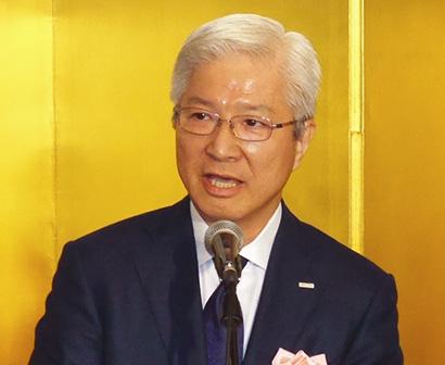 日本製パン製菓機械工業会、賀詞交歓会を開催 FHAに21社出展