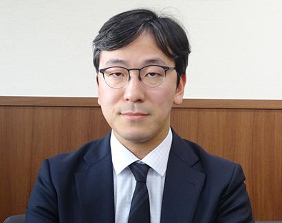 中部新春特集:有力卸トップに聞く=北陸中央食品・澤田佳宏社長