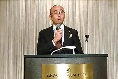 服部コーヒーフーズ、HCF会新年会を開催 後戻りをしない働き方改革推進