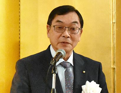 日本メディカル給食協会、賀詞交歓会を開催 制定から15年、代行保証見直しへ