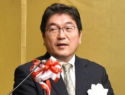 日本給食サービス協会、賀詞交歓会を開催 景気は「本曇り」 働く環境の整備を