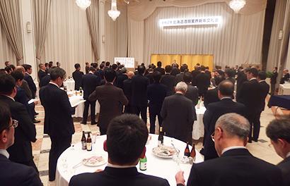 北海道新春特集:新春の集い=北海道酒類業懇話会 五輪イヤーでビジネス勝機