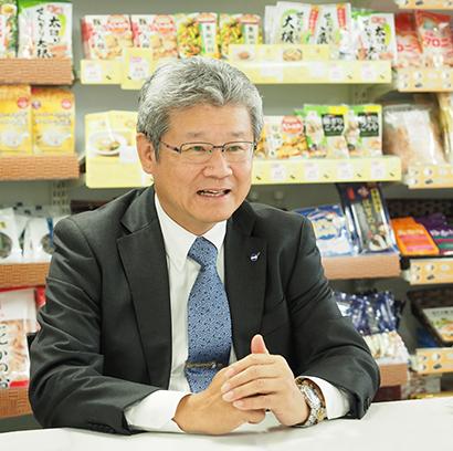 日本アクセス、乾物乾麺の伝統継承と新たな挑戦 AK研・西村武会長に聞く