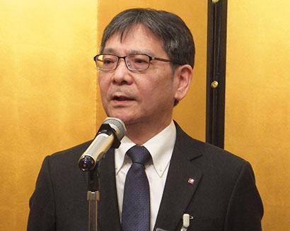 日本香料工業会、総会開催 新会長に桝村聡氏 商品開発に寄り添う