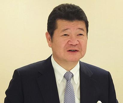 関西四国新春特集:トップ対談 コノミヤ・芋縄社長、王将フードサービス・渡邊社…