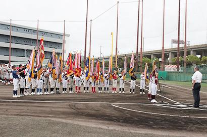 関西四国新春特集:スポーツ・健康=神明HD 野球少年を食から支援