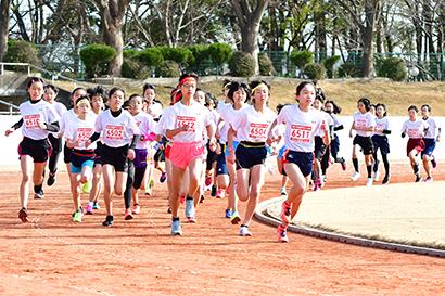 関西四国新春特集:スポーツ・健康=エスビー食品 S&B杯ちびっ子健康マラソン