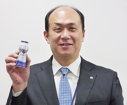 関西食品業界キーマンに聞く今年の戦略:雪印メグミルク・保倉一雄常務