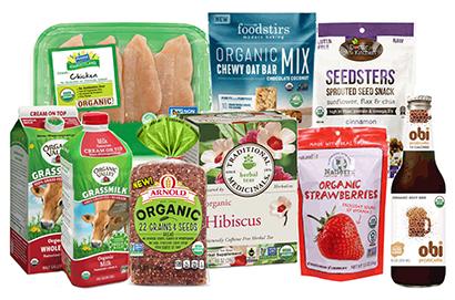 アメリカ食品産業トレンド(2)アメリカのオーガニック食品市場