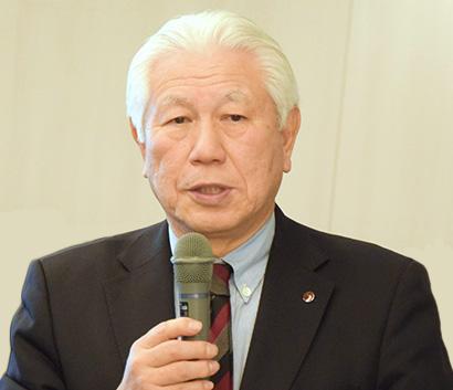 藤井幸一会長