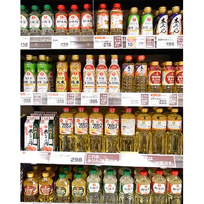 """◆みりん類・料理酒特集:""""本物志向""""を追い風に SNSなどで調理効果訴求"""