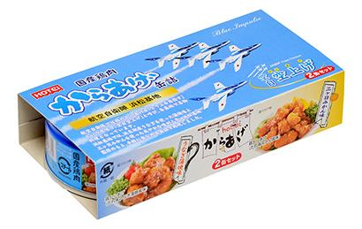 ホテイフーズ、航空自衛隊とのコラボ缶詰を発売