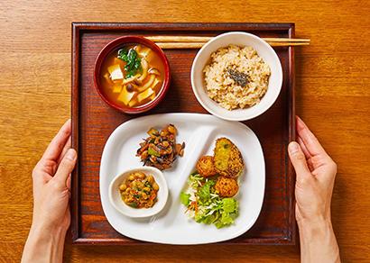 全国学校給食週間特集:上級オーガニックレストラン認定 如意輪幼稚園(東京都)