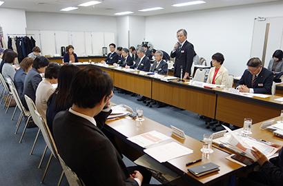 日本冷凍食品協会、消費者団体と意見交換 環境問題に関心大