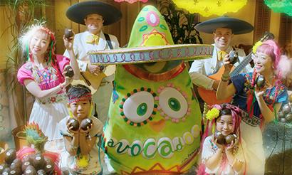 オリジナルの「アボーゴ☆ダンス」も制作