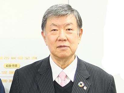 中谷修三社長