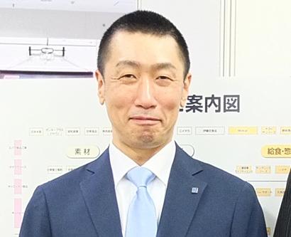 中谷哲也取締役