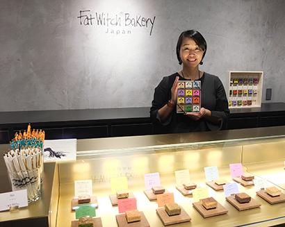NY発ブラウニー「Fat Witch Bakery」大阪店がリニューアル