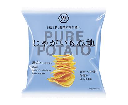 食品ヒット大賞特集:優秀ヒット賞=湖池屋「じゃがいも心地」