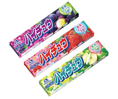 食品ヒット大賞特集:ロングセラー賞=森永製菓「ハイチュウ」
